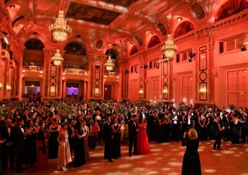 OSCE Ball, Hofburg